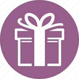 birthday, box, gift, present icon