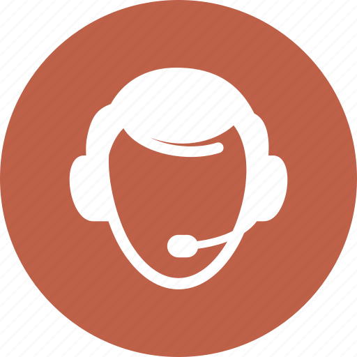 consultant, customer services, customer support, help icon