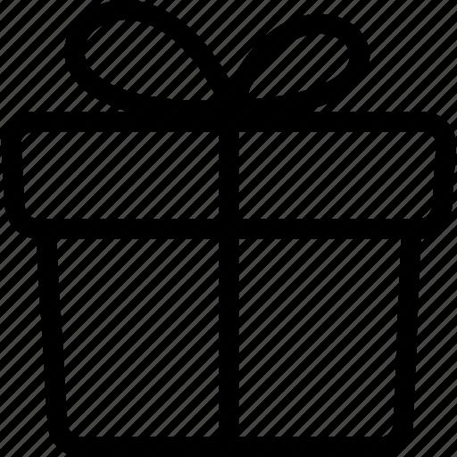 e-commerce, gift, online, shopping icon