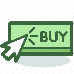 buy, cart, click, ecommerce, online, shop, shopping icon