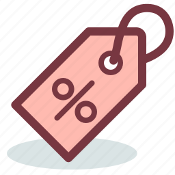 discount, label, price, sale icon