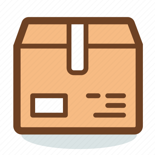 box, delivery, order, package, parcel, post icon