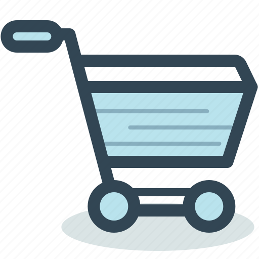 basket, cart, ecommerce, shop, shopping, trolley icon