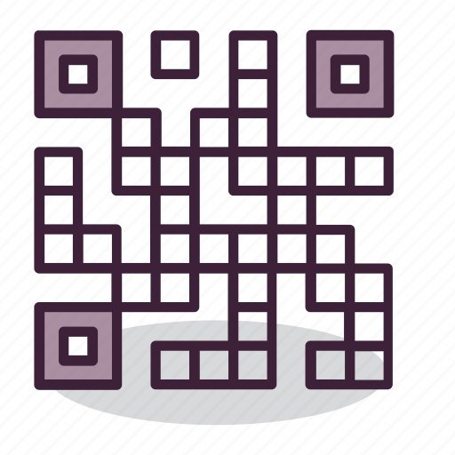 code, ecommerce, matrix, product, qr, scan, technology icon