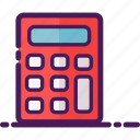 business, buy, calculator, financial, math, technology icon