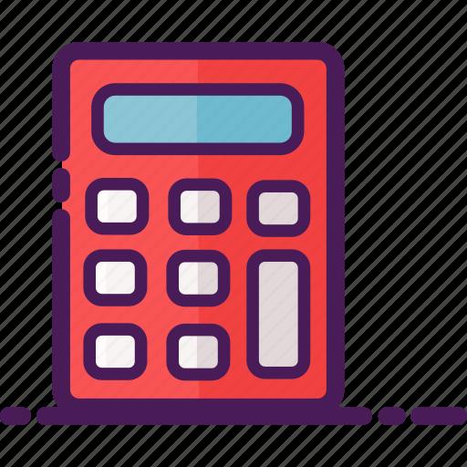 business, buy, calculator, financial, math, technology icon