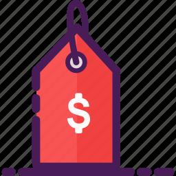 discount, label, pricetag icon