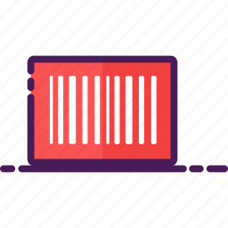 barcode, business, code, product, service, store icon
