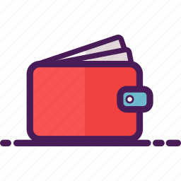 cash, finance, money, pay, payment, purse, wallet icon