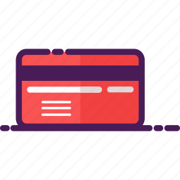 buy, card, credit, finance, paying, shopping icon