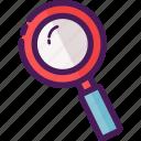 access, data, search, seek