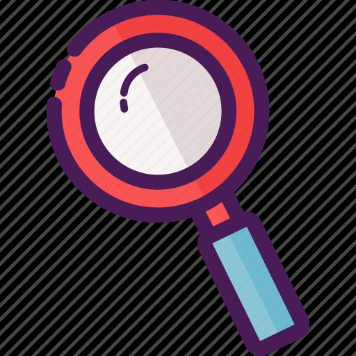 access, data, search, seek icon