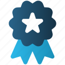 badge, bookmark, e-commerce, favorite, like, medal, star