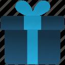 box, e-commerce, gift, present, shopping icon
