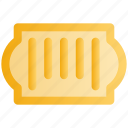 barcode, code, e-commerce, label, shopping, tag icon