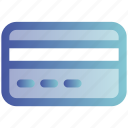 atm, card, credit, debit, e-commerce, payment, shopping icon