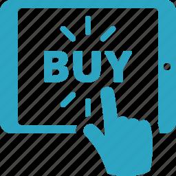buy online, e-commerce, online shopping icon