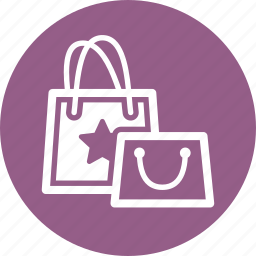 gift, present, shopping bags icon