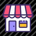 market, shop, shopping, store