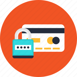card, commerce, credit, money, protected, safe, secure icon