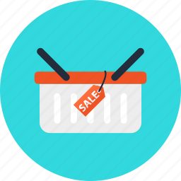 basket, buy, cart, commerce, e-commerce, sale, shopping icon