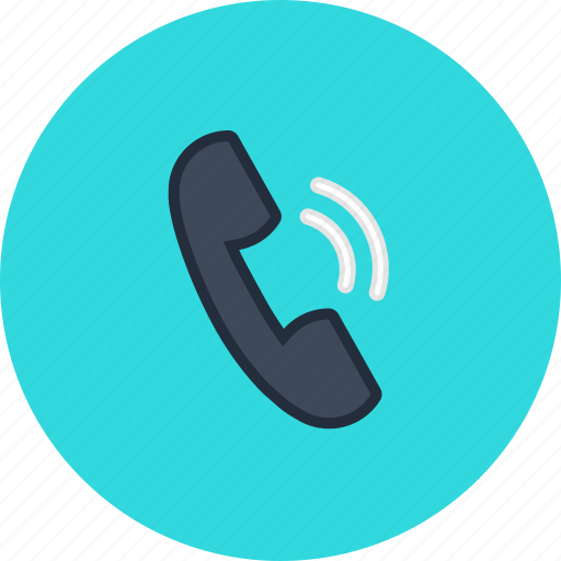 call, commerce, phone, ring, shopping, support, telephone icon