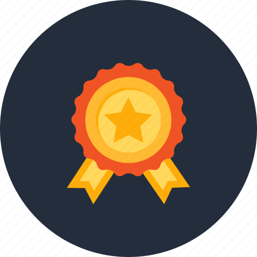 award, badge, medal, premium, prize, quality, shopping icon