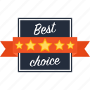 award, best, best choice, choice, emblet, promotion, sale icon