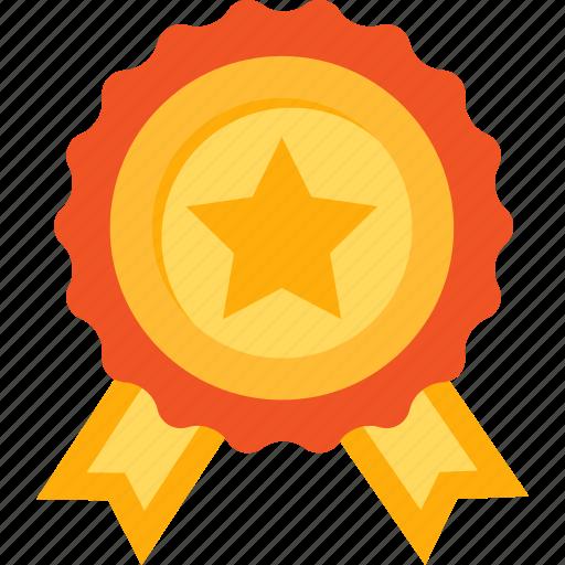 award, badge, medal, premium, prize, quality, shopping icon