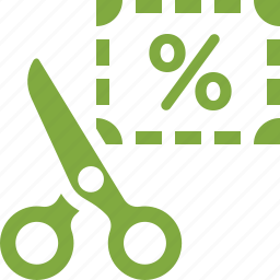 discount coupon, sale, voucher icon