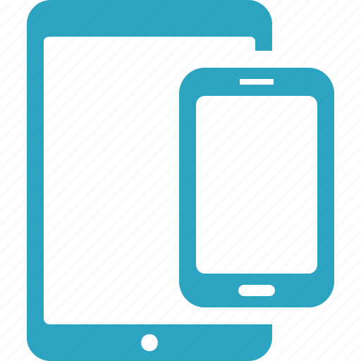 mobile, mobile shopping, tablet icon