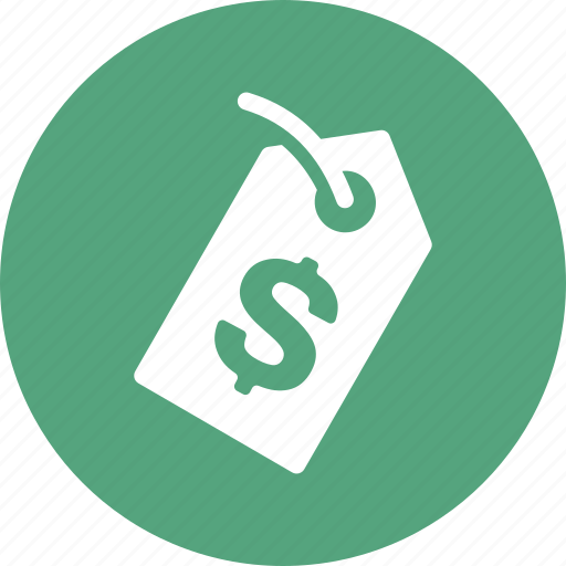 ecommerce, label, price tag icon