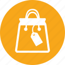 ecommerce, online shopping, shopping bag icon