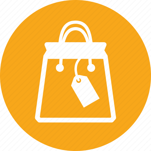 ecommerce, online shopping, shopping bag icon