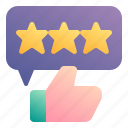 rating, review, feedback, customer, star
