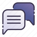 chat, contact, review, comment, feedback