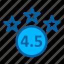 rating, favorite, rate, star