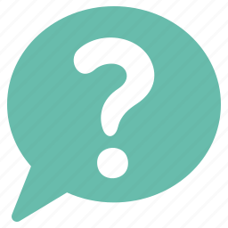 customer service, customer support, faq, question icon