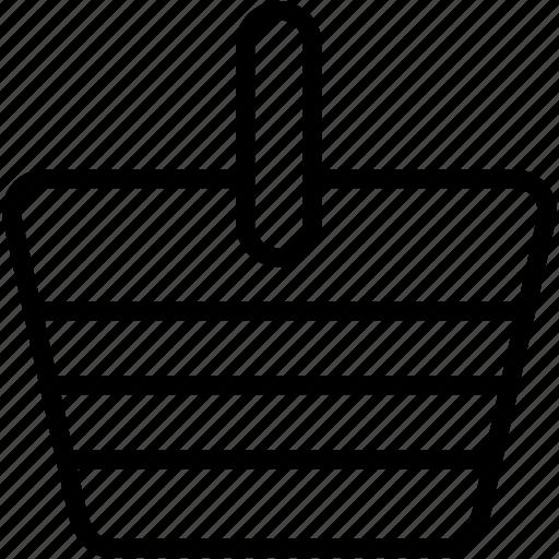 basket, buy, buying, cart, groceries, shopping icon