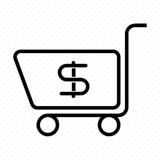 business, cart, ecommerce, money, payment, shopping, store icon