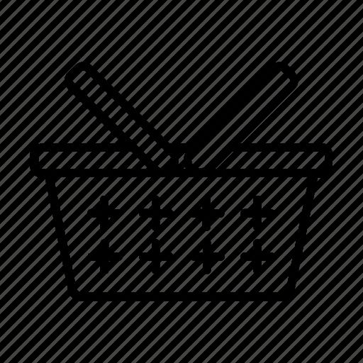 basket, business, cart, ecommerce, shop, shopping, store icon