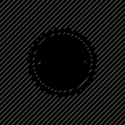 badge, circle, discount, label, sticker, tag icon