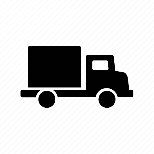 delivery, shipping, transport, transportation, truck icon