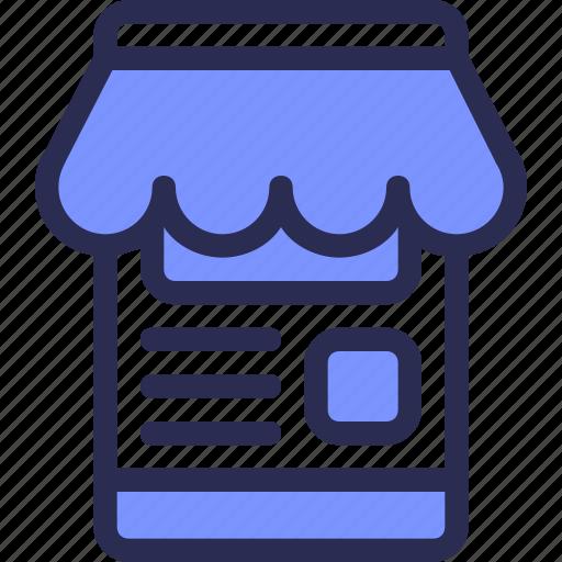 buy, commerce, mobile, online, shop icon