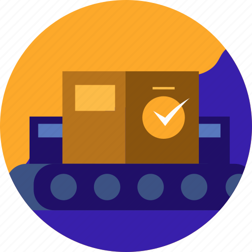 box, cargo, guarantee, logistic, package, product, shipping icon