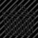 basket, commerce