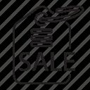 commerce, sale