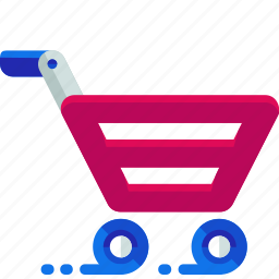 cart, ecommerce, purchases, shopping icon