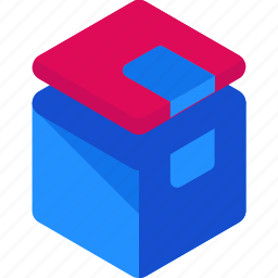delivery, ecommerce, online, package, shipping, shopping icon