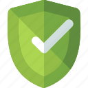 ecommerce, protection, security icon